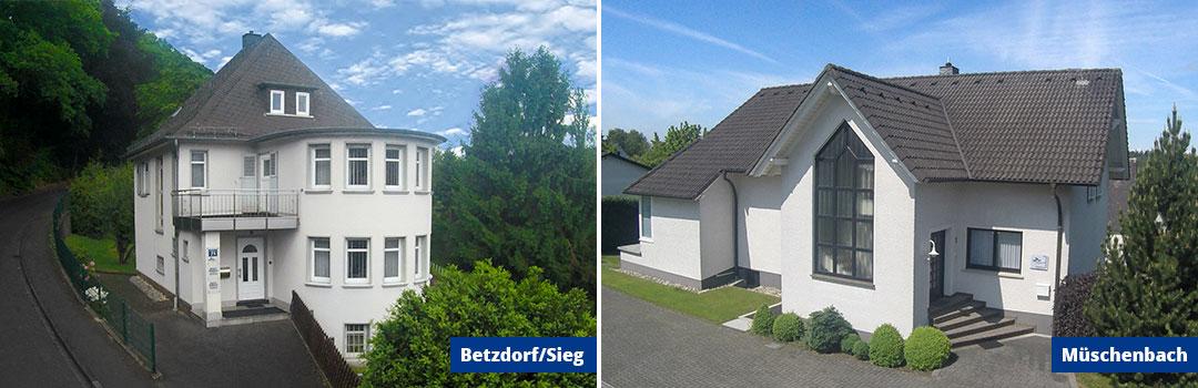 Bürogebäude Betzdorf/Sieg & Müschenbach