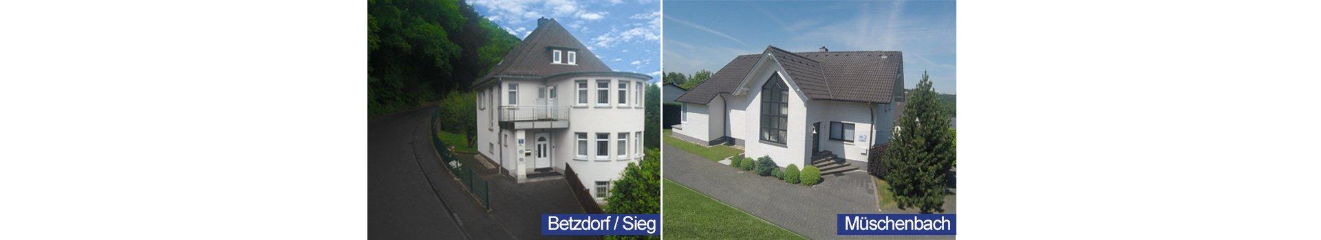 Hammerpartner Bürogebäude Betzdorf/Sieg und Müschenbach